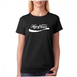 Hard Core - Dámské  Tričko s vtipným potiskem