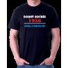 Dárek k 55 narozeninám. Pánské tričko Dobrý ročník 1966 dozrál k dokonalosti.