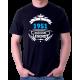 Dárek k 70 narozeninám pro muže. Pánské tričko s potiskem 1951 narození legendy