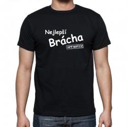 Pánské tričko Nejlepší brácha approved