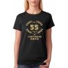 Dámské narozeninové triko - 55 limitovaná edice