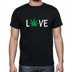 Love - Pánské Tričko s vtipným potiskem