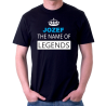 Pánské triko JOZEF The name of legends