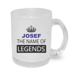 Hrnek Josef the name of legends