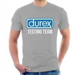 Tričko testovací team Durex
