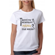 Když to neopraví Máma, tak nikdo - dámské tričko