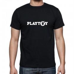 PLAYTOY - Pánské Tričko s vtipným potiskem