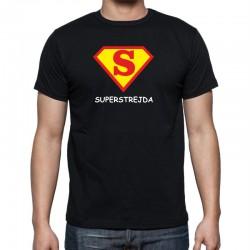Pánské tričko Super strejda ve znaku supermana