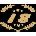 18 narozeniny