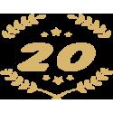 20 narozeniny