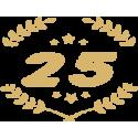 25 narozeniny