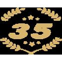 35 narozeniny