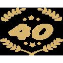 40 narozeniny