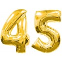 45 narozeniny