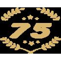 75 narozeniny