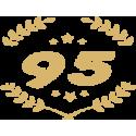 95 narozeniny