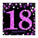 k 18 narozeninám