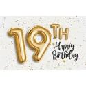 k 19 narozeninám