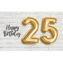 k 25 narozeninám