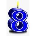 K 8 narozeninám