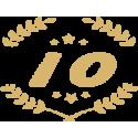 K 10 narozeninám