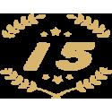 K 15 narozeninám