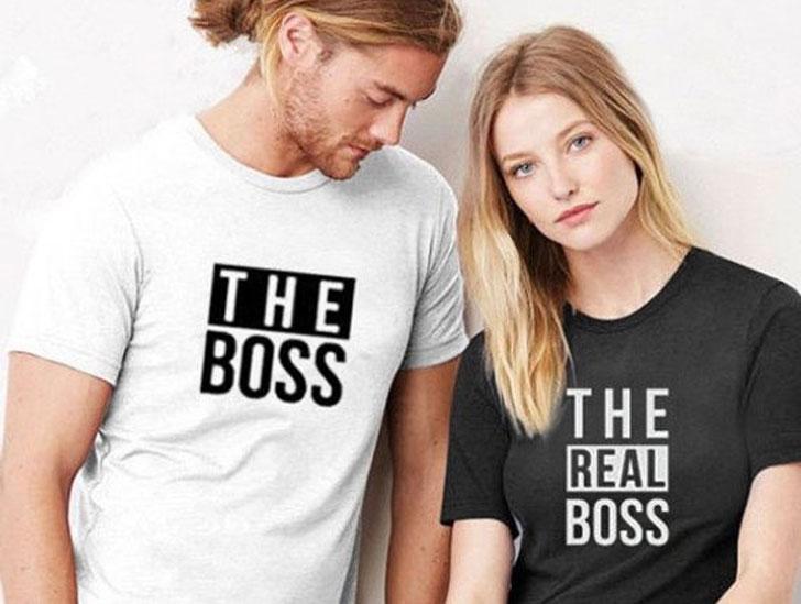 kdo je boss a kdo je opravdový boss