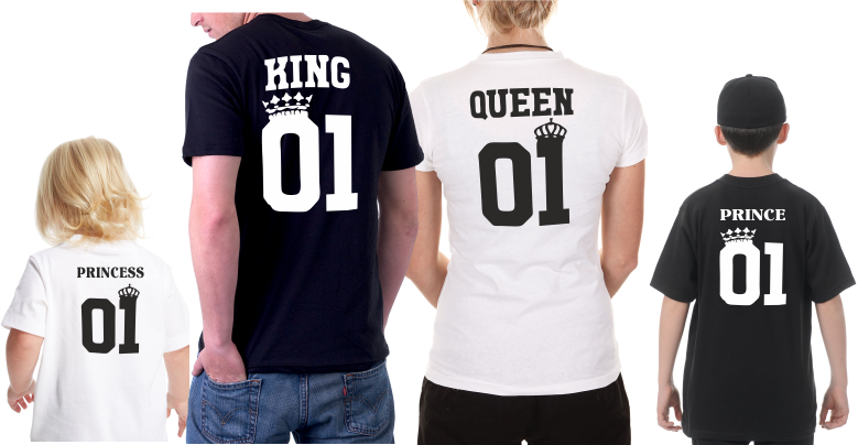 Tricka King and Queen